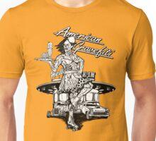 American Gravefiti Drive In Unisex T-Shirt
