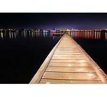 The Jetty  Photographic Print