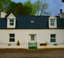 Little Cottage by Rebecca Waddington