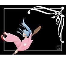 Freedom of Flying ~ Botan Photographic Print