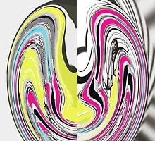 Oplar Reborn Waves #2, 2015 by DerekSimDesigns
