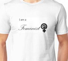 """I am a Feminist"" Unisex T-Shirt"