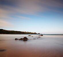 Coldingham Bay #1 by bluefinart