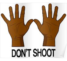 Don't Shoot Poster