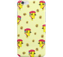 FLOWERFACE iPhone Case/Skin