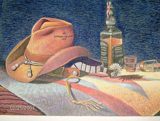Western Drinking by smitty01
