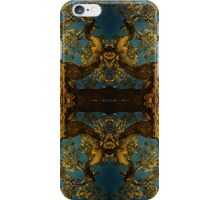 Abstract Leggings 3 iPhone Case/Skin