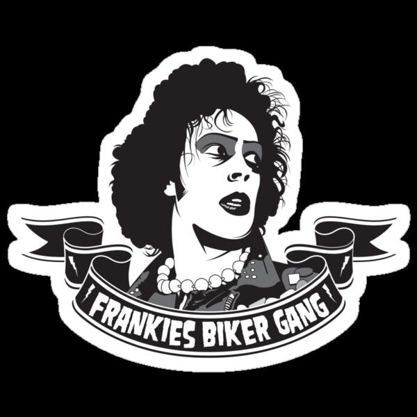 Frankies Biker Gang by Rob Stephens