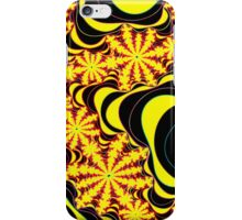 Fractal forest canopy iPhone Case/Skin