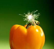Fiery pepper by vaskoni