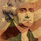 Freedom Series/Thomas Jefferson © by jansnow