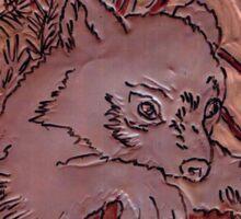 BLACK BEARS Sticker