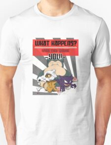 Pokeganda Unisex T-Shirt