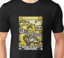 Bring Down the Vault Hunters Unisex T-Shirt