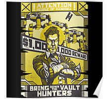 Bring Down the Vault Hunters Poster