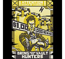 Bring Down the Vault Hunters Photographic Print
