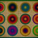 Colourful canvas by Bruno Beach