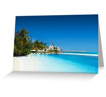 The Seychelles - Eden on Earth Greeting Card