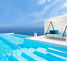 Santorini, Greece by Atanas Bozhikov Nasko