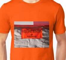Welcome Hunters Unisex T-Shirt