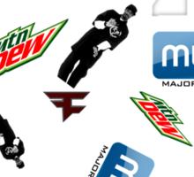 MLG Designs Sticker
