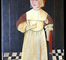 Fair Young Maiden by Polly Peacock