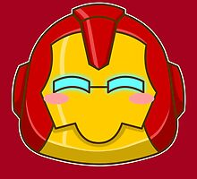 Iron Man by TheWhaleBaby
