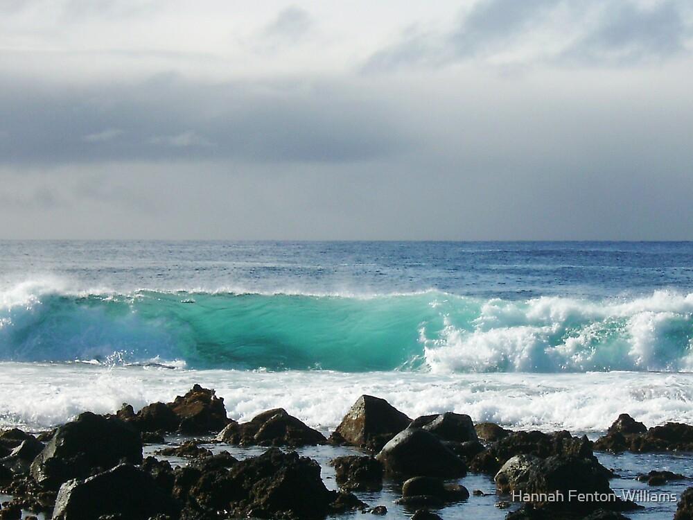 Surfs up. by Hannah Fenton williams