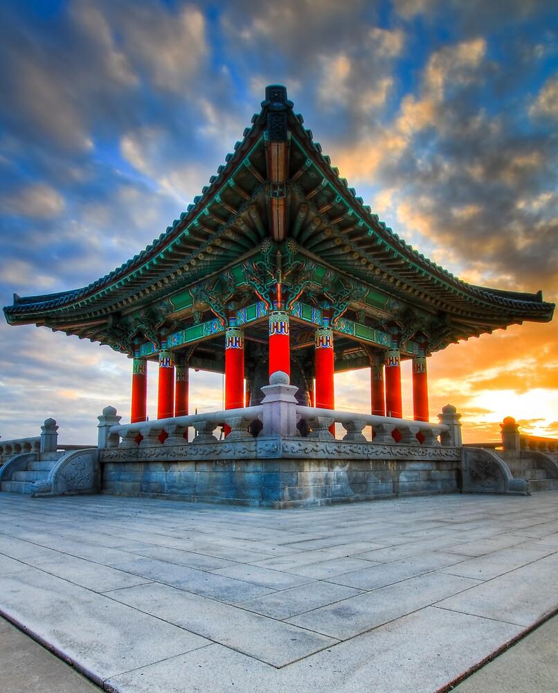 Korean Bell of Friendship by derekenz