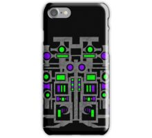 Night Droid  iPhone Case/Skin