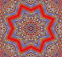 Medieval Kaleidoscope 1 by bloomingvine