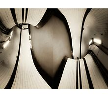 Archway Tube Station Photographic Print