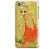 Bette Davis iPhone Case/Skin
