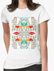 Zazzle White Womens Fitted T-Shirt