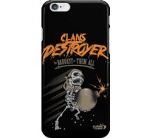 Wallbreaker - Clash of Clans iPhone Case/Skin