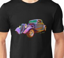 Tees - Pads - Phones - Pillows & More with Ford Street Rod on 'em! Unisex T-Shirt