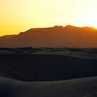 White Sands Sunset #3 by keng612