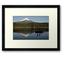 McLoughlin Fishermen Framed Print