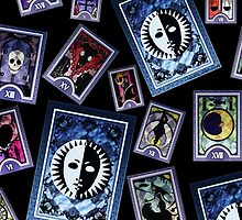 Persona Cards Scatter! by EwwGerms