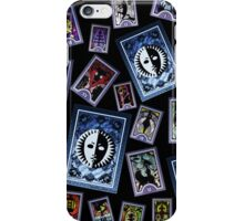Persona Cards Scatter! iPhone Case/Skin