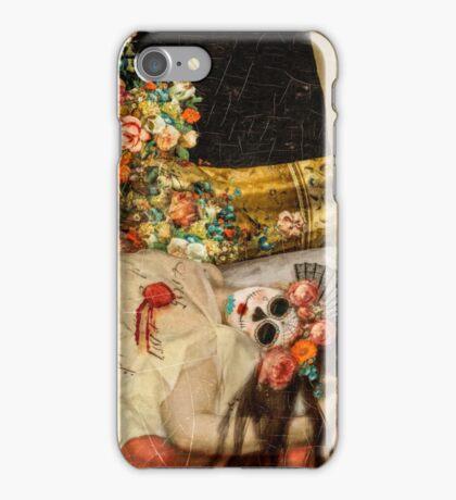 The Sleeping Heart iPhone Case/Skin