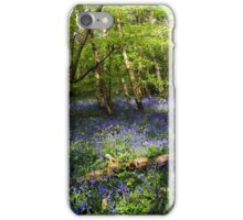 Bluebell Heaven iPhone Case/Skin
