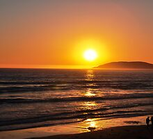 Pismo Beach Sunset by keng612