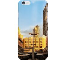 Barbican Tube Station iPhone Case/Skin