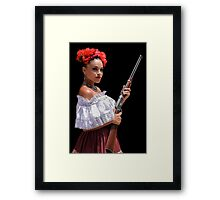 """""""YES! I Know How To Use It!!"""" Framed Print"""