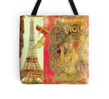 The Crickets of Paris Tote Bag