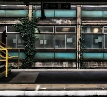 Barking Tube Station by AntSmith