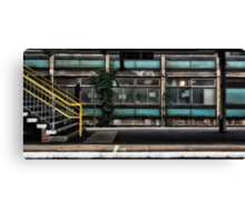 Barking Tube Station Canvas Print