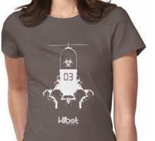 Killbot 03: Bitter Pill Womens Fitted T-Shirt