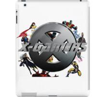 X-Gamers Assemble iPad Case/Skin